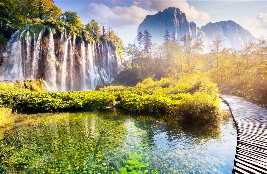 Plitvická jezera -