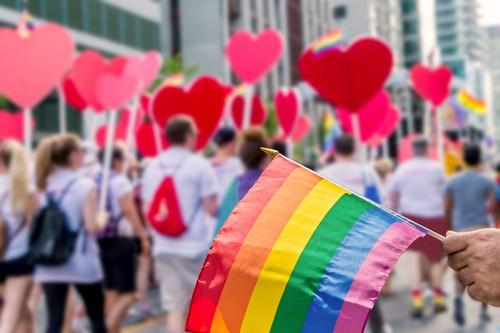 Gay Pride Amsterdam -