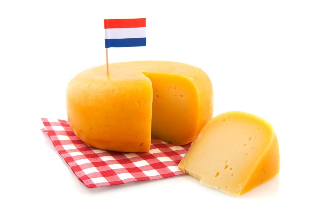 Cesta za holandskými sýry -