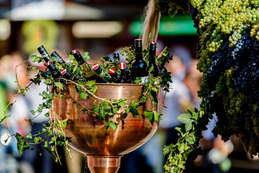 Vinařské slavnosti v Retzu -
