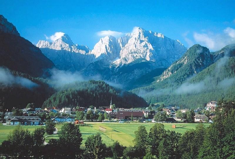 Slovinsko, země plná krás -