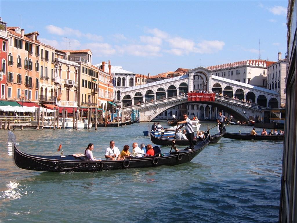 Kouzelné Benátky a Shakespearova Verona -