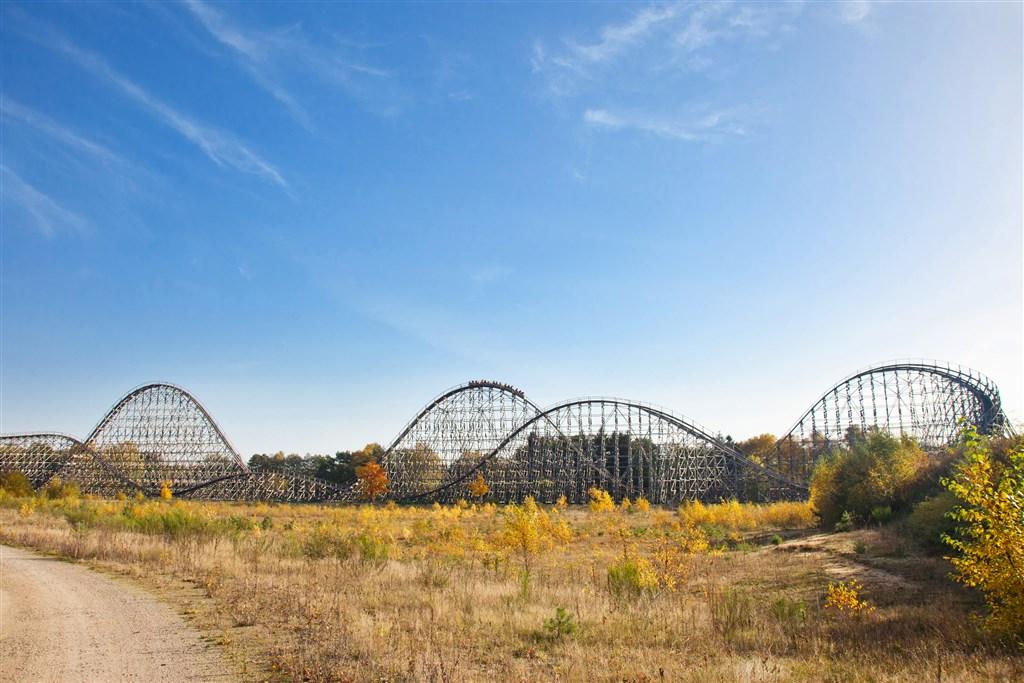 Heide Park – a jedééém… do zábavního parku v Německu -
