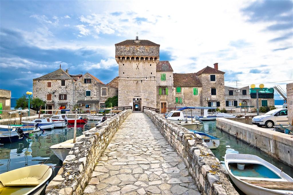 Perly a poklady Chorvatska -