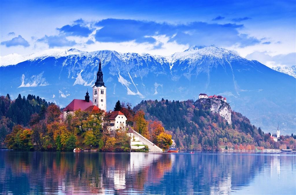 Slovinsko - malá země plná velkých překvapení -