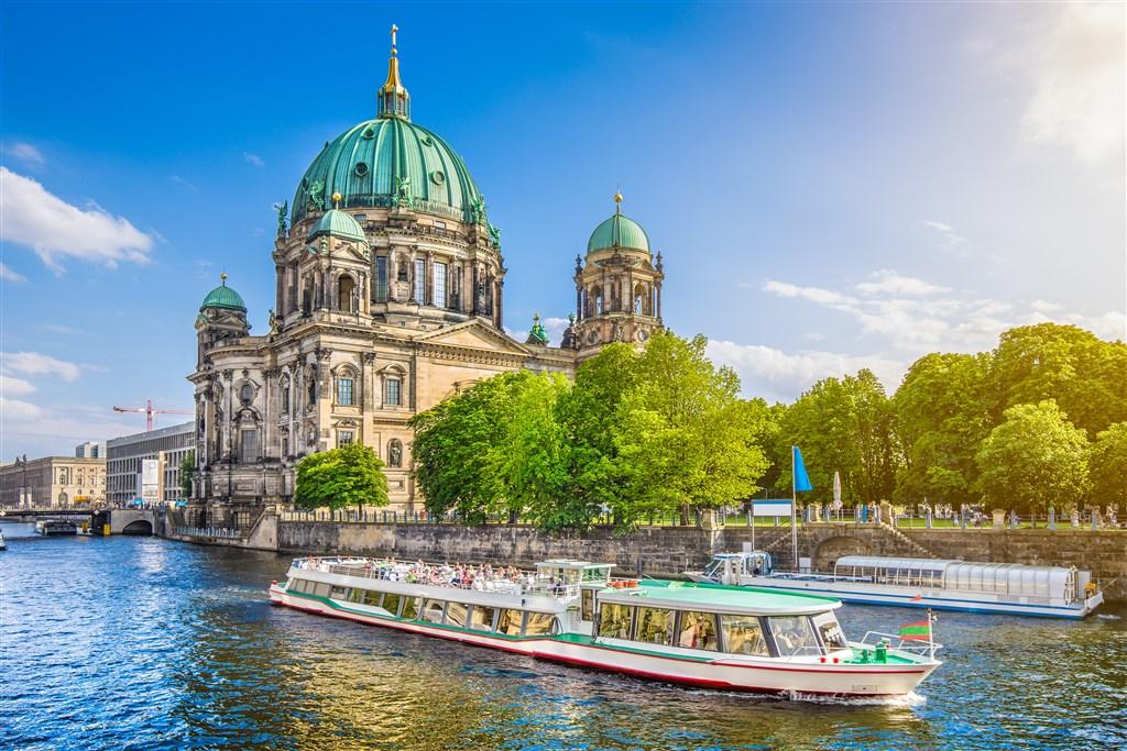 Berlín - muzejní a galerijní noc - včetně vstupenky! -