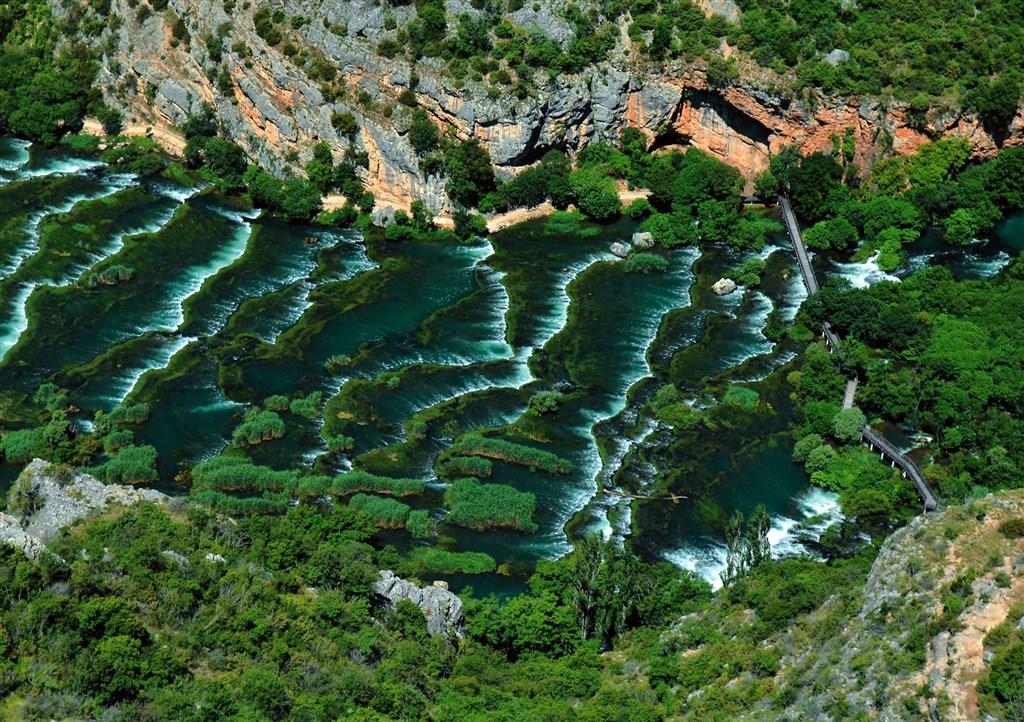 Plavba - Přírodní klenoty Chorvatska -