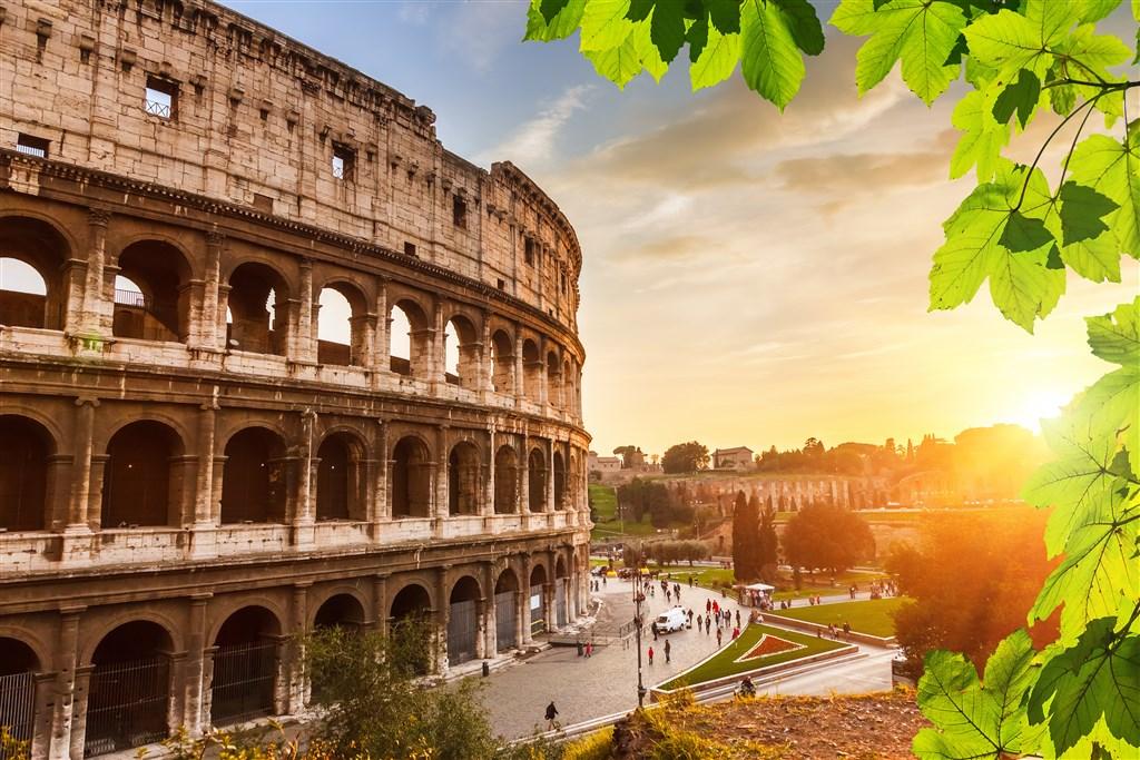 Řím – věčné město, s přenocováním -