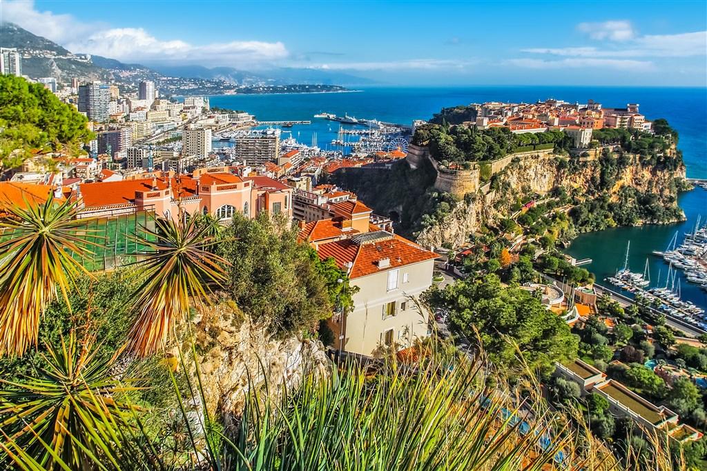 Monako, Nice, Janov - San Bartolomeo al Mare -