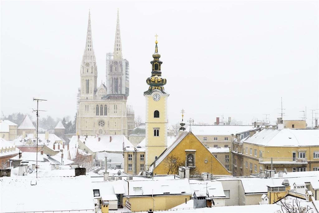 Adventní Záhřeb, Slovinsko a Rakousko s koupáním v termálech -