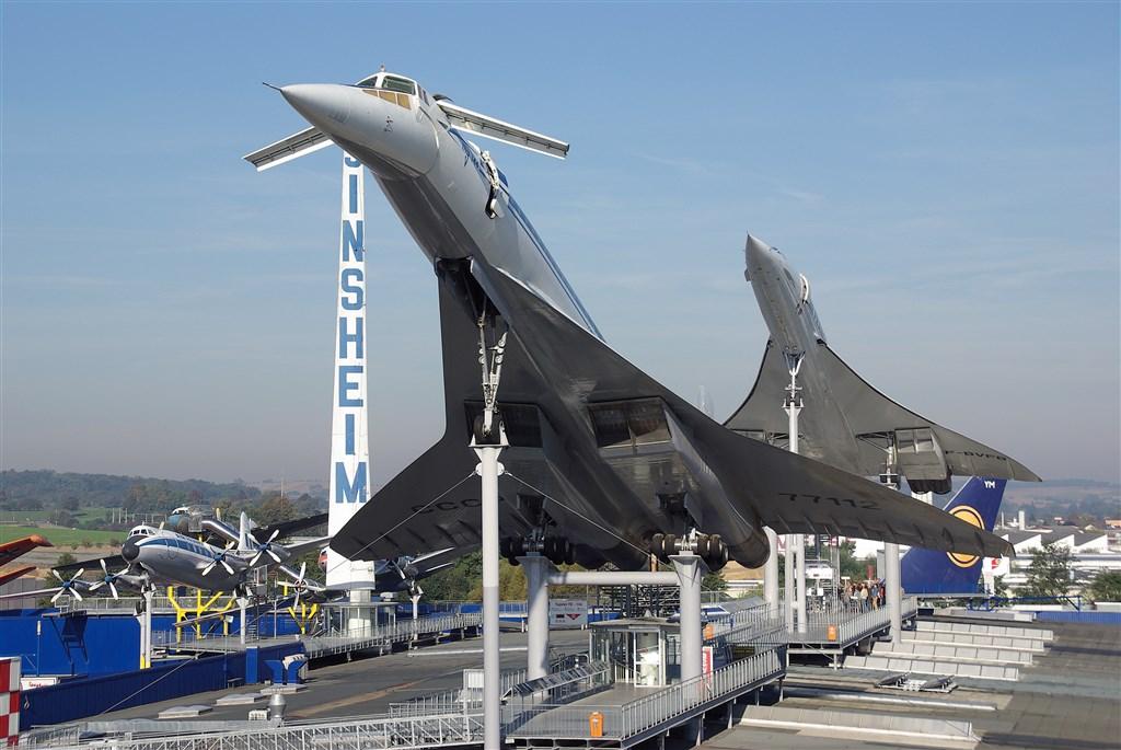 Technické muzeum Sinsheim - autokarem -