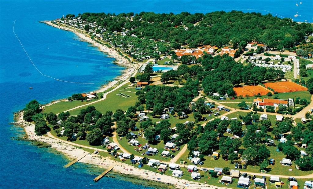 Istrie Poreč - Zelena Laguna – jednodenní koupání u moře -
