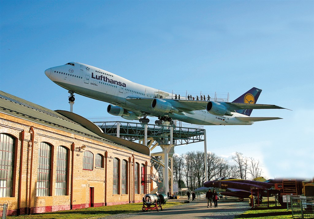Technické muzeum Speyer -
