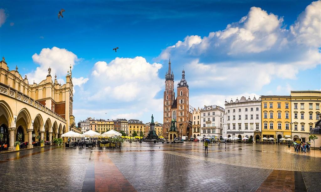 Krásy a zajímavosti Polska -