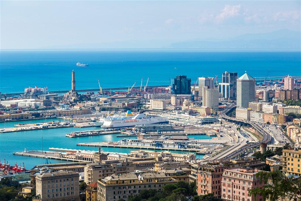 Romantická Ligurie a italské námořní republiky s koupáním -