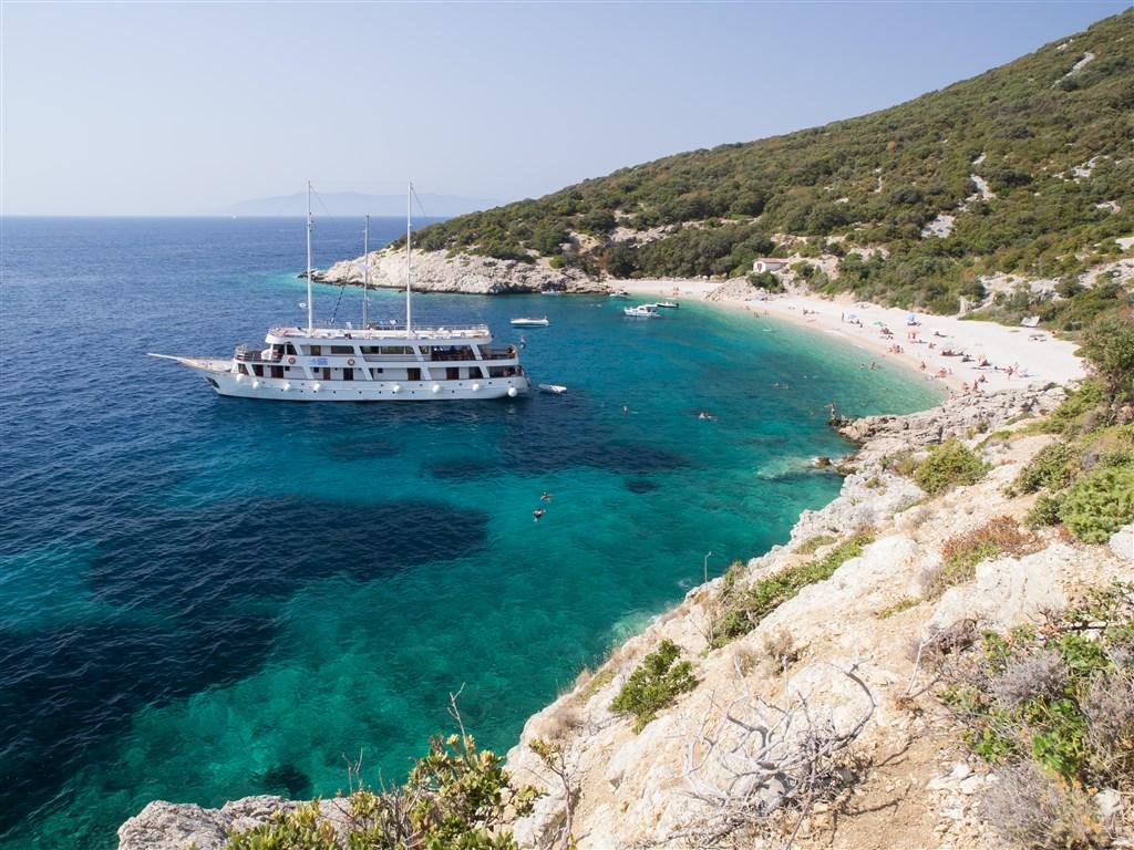 Plavba: Kvarner a okolní ostrovy (Opatija) -