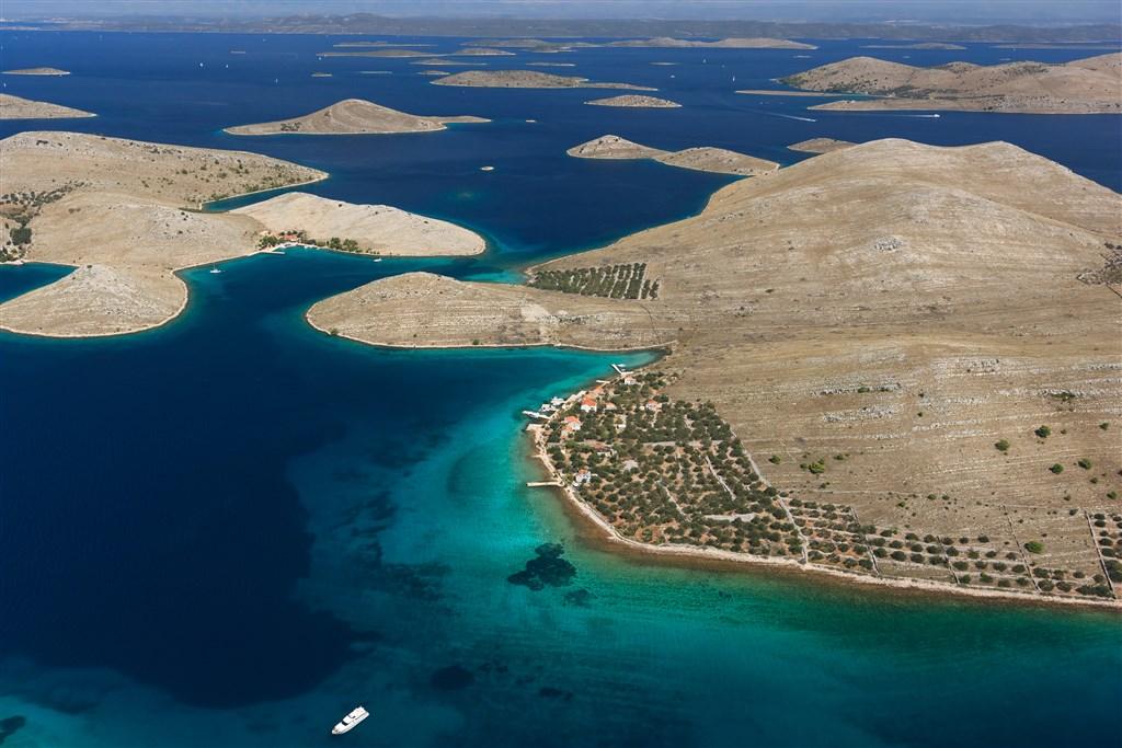 Plavba: Přírodní a kulturní krásy Chorvatska (Split) -