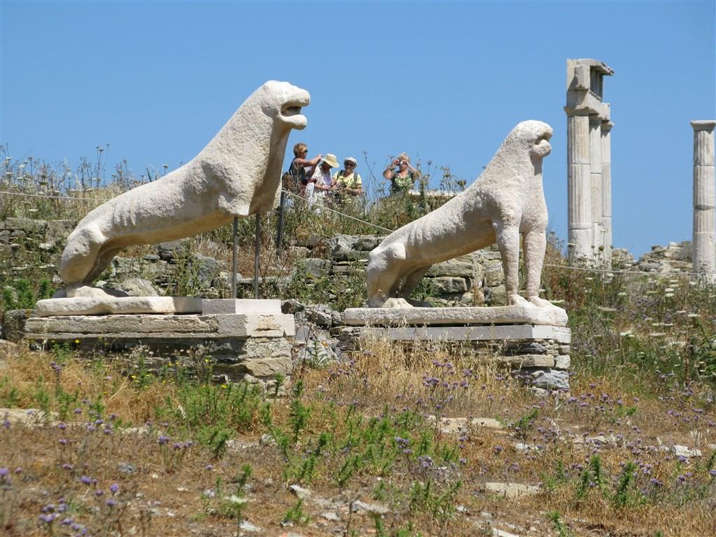 Plavba: Poklady Kykladských ostrovů (Řecko) -