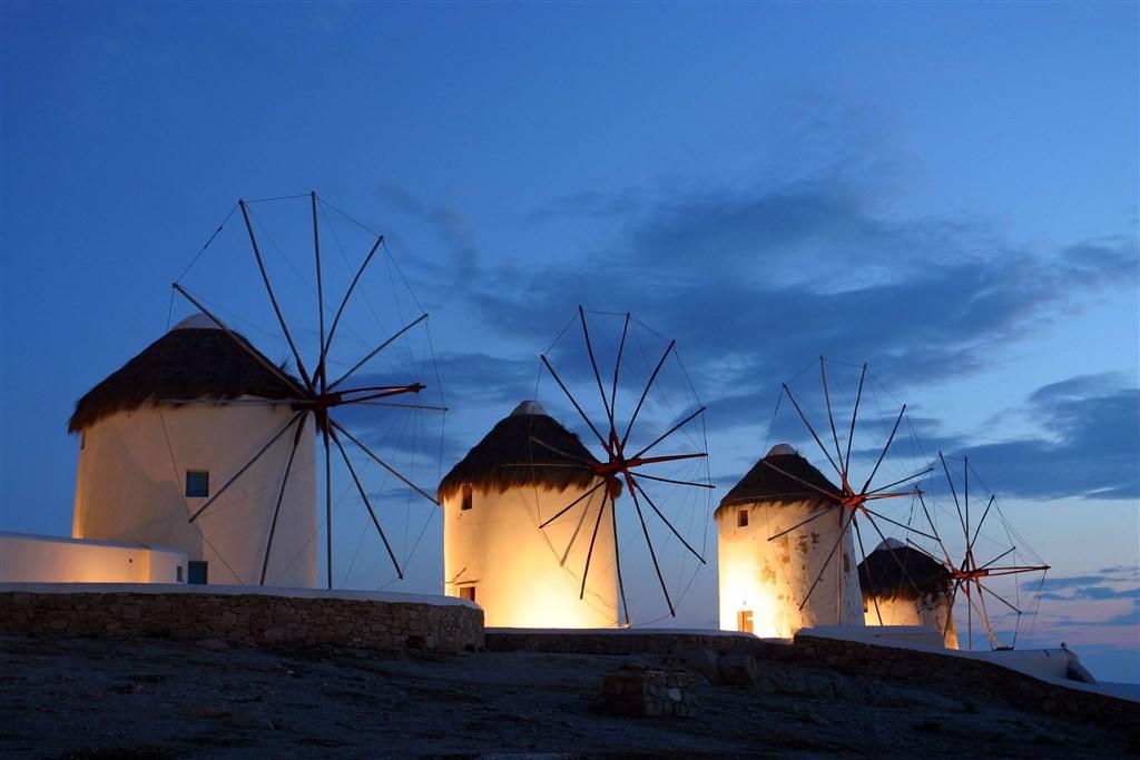 Plavba: Putování po severních kykladských ostrovech (Řecko) - Řecko