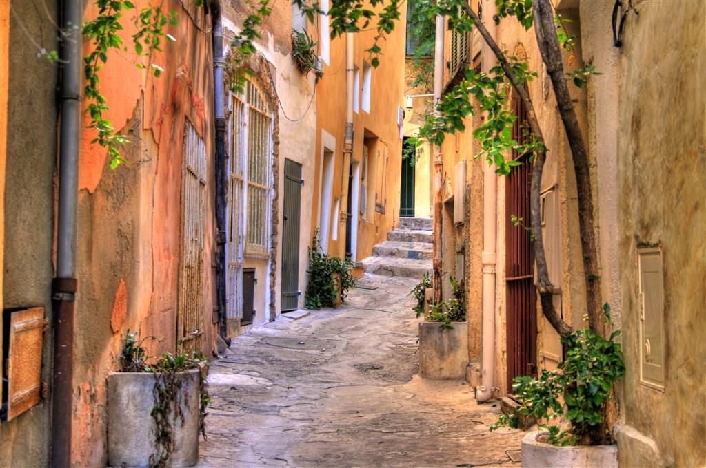 Plavba: Z Cannes do Říma (Francie a Itálie) - Francie